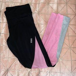 PINK yoga pants